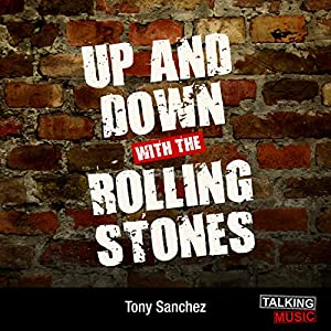 Up and Down with The Rolling Stones Audiobook