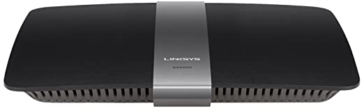 Linksys EA4500-EZ - Router inalámbrico(Gigabit, WiFi, Ethernet, USB), Negro