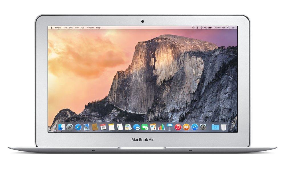 Apple MacBook Air MJVE2HN/A 13-inch Laptop (Core i5/4GB/128GB/OS X Yosemite/Intel HD 6000)