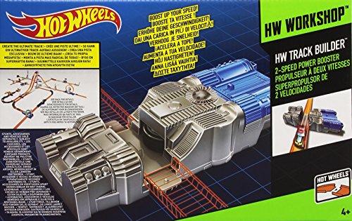 hot wheels track builder spiral stack up track set instructions