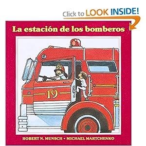 La Estacion de los Bomberos (Fire Station) (Spanish Edition)