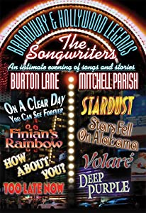 The Songwriters:Burton Lane /