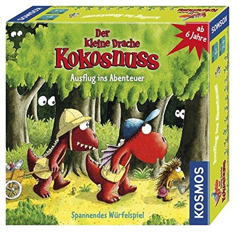 Kosmos 697556 – Der kleine Drache Kokosnuss – Ausflug ins Abenteuer, Brettspiel