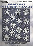 Snowflakes in Plastic Canvas Leaflet 1537 by…