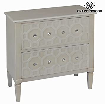 Brighton Crema Dresser - Radiance Collection by craftenwood