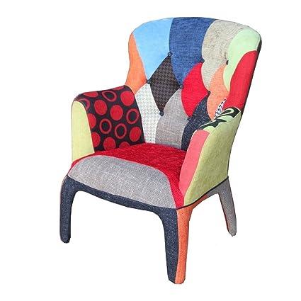Tomasucci kaleidos C chair patchwork