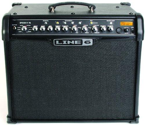 Line 6 Spider IV 75 75-watt 1x12 Modeling Guitar Amplifier
