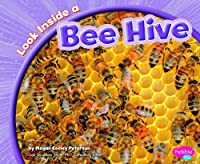 Look Inside a Bee Hive (Look Inside Animal Homes)