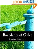Boundaries of Order: Private Property as a Social System