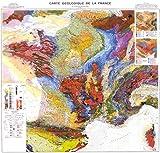 echange, troc BRGM - Carte géologique de la France : 1/1 000 000
