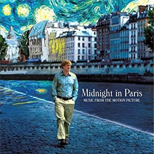 'Midnight In Paris' soundtrack