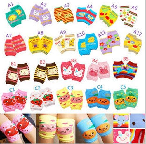Luckystaryuan ® Christmas Gift Set of 5 Kids Leg Protection Warmer Protector - 1