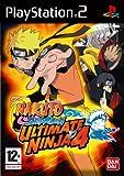 echange, troc Naruto Shippuden : ultimate Ninja 4