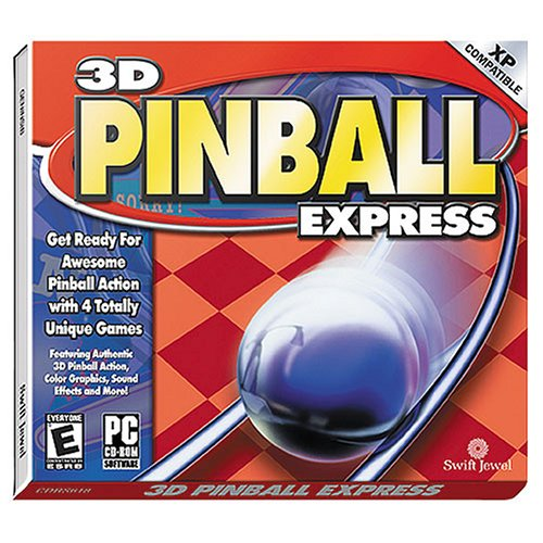 3D Pinball Express (Jewel Case)