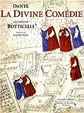 echange, troc Dante Alighieri - La Divine Comédie de Dante illustrée par Botticelli