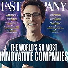 Audible Fast Company, March 2016 Periodical by Fast Company Narrated by Ken Borgers