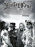 Motley Crue Motley Crue: Greatest Hits 2009 (Guitar Tab Editions)