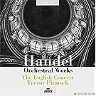 Handel Orchestral Works