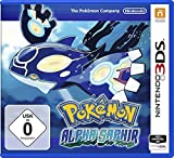 Video Games - Pokemon Alpha Saphir