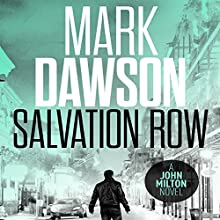 Salvation Row: John Milton, Book 6 Audiobook by Mark Dawson Narrated by David Thorpe
