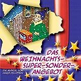 echange, troc Gero Philippsen - Das Weihnachts-Super-Sonder-Angebot. Ein Musical von Gero Philippsen: Das Weihnachts-Super-Sonder-Angebot. CD (Livre en alleman