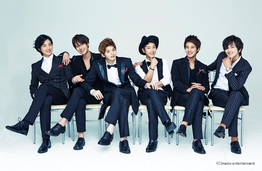 韓国のダンスグループ!【超新星】メンバー紹介