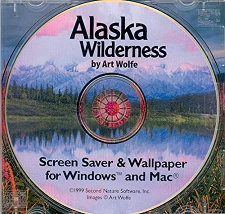 Alaska Wilderness By Art Wolfe (Jewel Case)