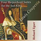 Louis Couperin, Four Harpsichord Suites for The Sun King