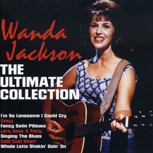 Wanda Jackson - The Very Best Of The Country Years - Zortam Music