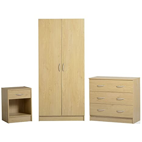 Bellingham Schlafzimmer-Set in Buche