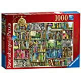 Ravensburger The Bizarre Bookshop 1000pc Jigsaw Puzzleby Ravensburger