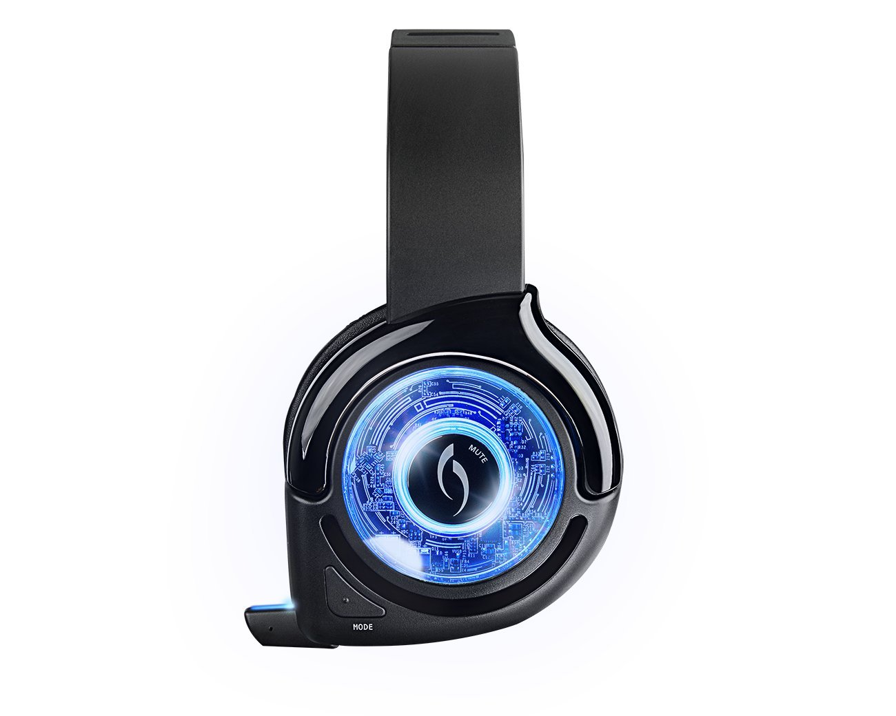 PDP Afterglow Kral PS4 Wireless Headset