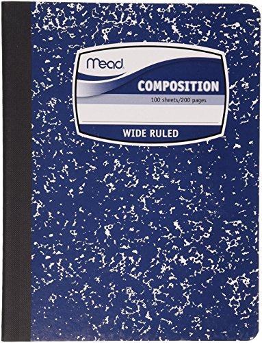 composizione-notebook-9-3-4-x-7-1-2-100-fogli-pad-wide-governato-copertine-di-marmo-bianco-assortiti