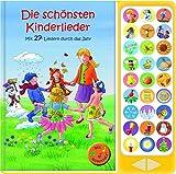 27-Button Soundbuch - Die schönsten Kinderlieder zum Mitsingen - Mit