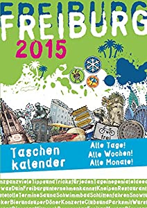 Freiburg 2015 Taschenkalender