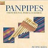 Panpipes from Bolivia Peru & Ecuador