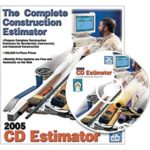 Craftsman 2005 Cd Estimator Complete