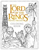 img - for The Lord of the Rings Movie Trilogy Coloring Book book / textbook / text book