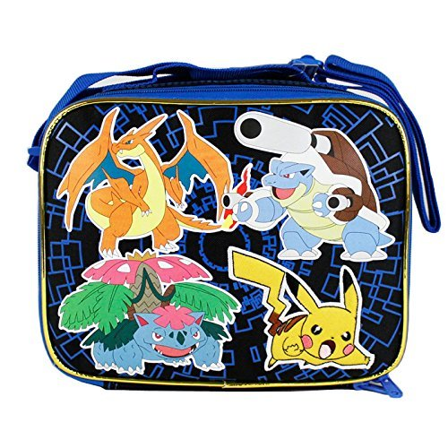 New Arrive 2015 Pokemon Pikachu Black & Blue