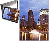 Photo Jigsaw Puzzle Of Clinton Square, Syracuse, New York State, United States Of America, North