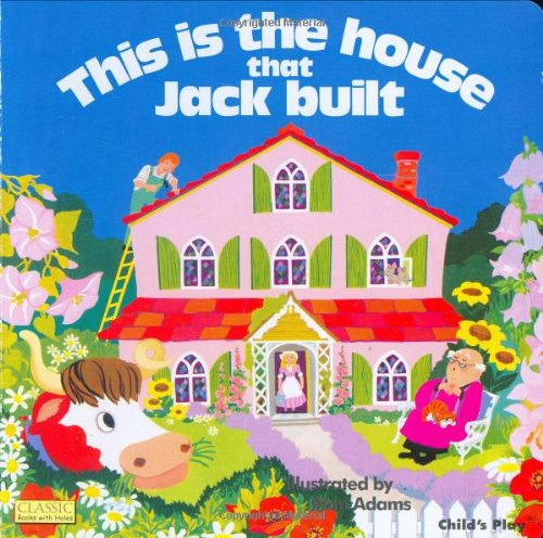 This Is The House That Jack Built (Classic Books) front-460269