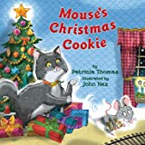 Mouses Christmas Cookie