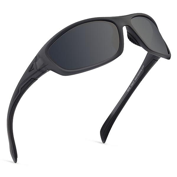 998b98b014 KastKing Hiwassee Polarized Sport Sunglasses for Men and Women ...