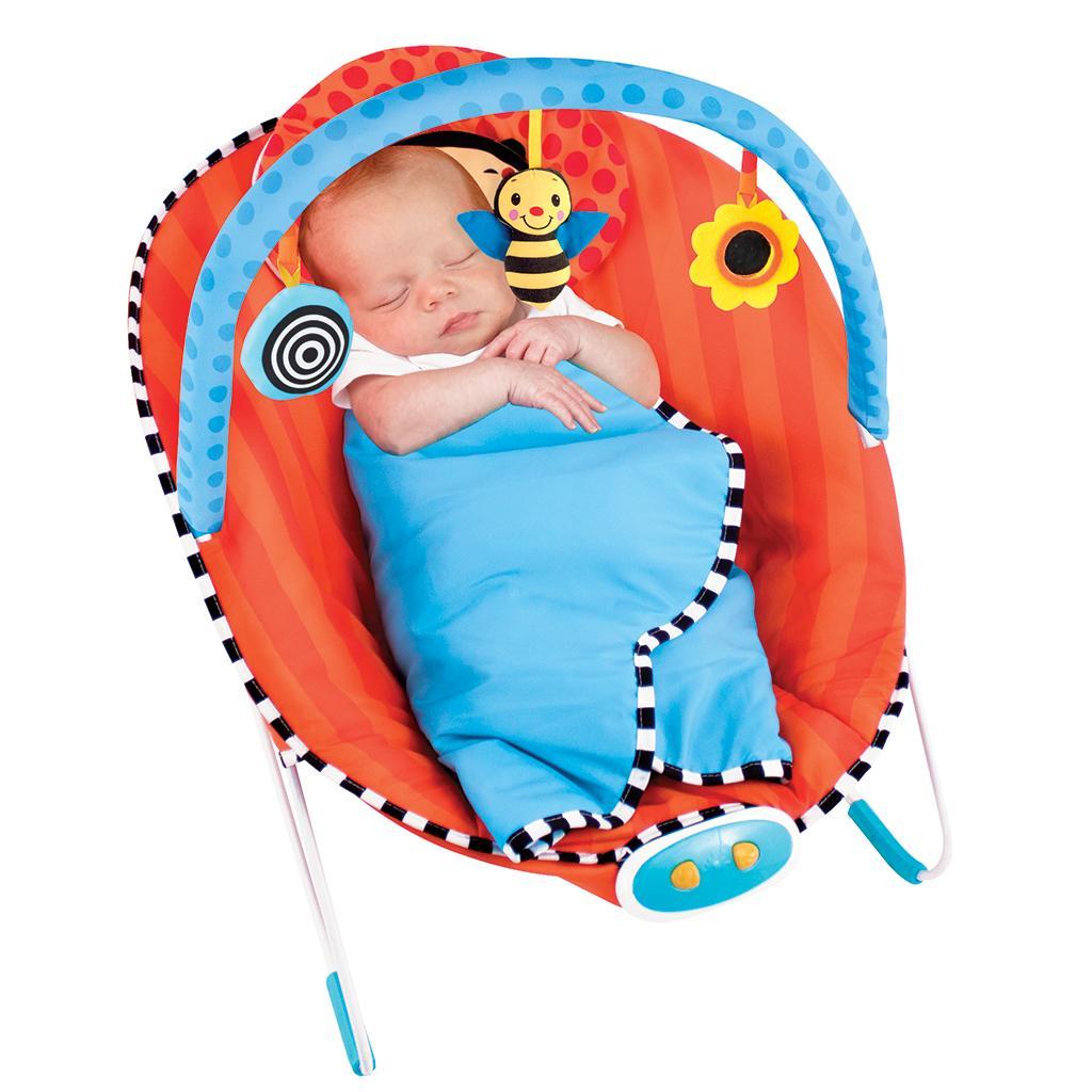Amazon Com Sassy Cuddle Bug Bouncer Whimsical Bumble
