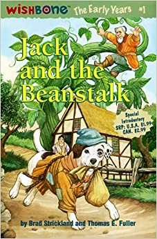 Jack and the Beanstalk (Wishbone: The Early Years): Brad Strickland