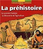 echange, troc Collectif - La Préhistoire