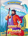 Story of Moses CD Story Book
