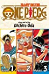 One Piece East Blue 1-2-3 (One Piece...