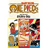 One Piece:  East Blue 1-2-3by Eiichiro Oda