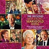 Second Best Exotic Marigold Hotel (Gatefold sleeve) [180 gm 2LP black vinyl] Original Soundtrack
